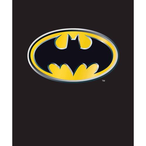 Crover Batman Emblem Blanket
