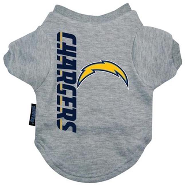 Hunter Mfg DN-30983-S San Diego Chargers Dog Tee Shirt - Small