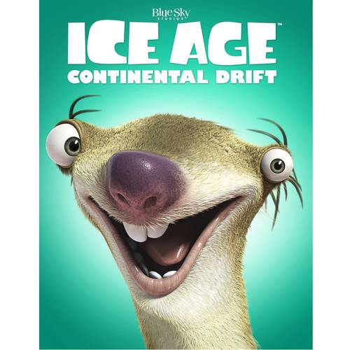 Ice Age 4: Continental Drift (Blu-ray + DVD + Digital Copy) (With INSTAWATCH)