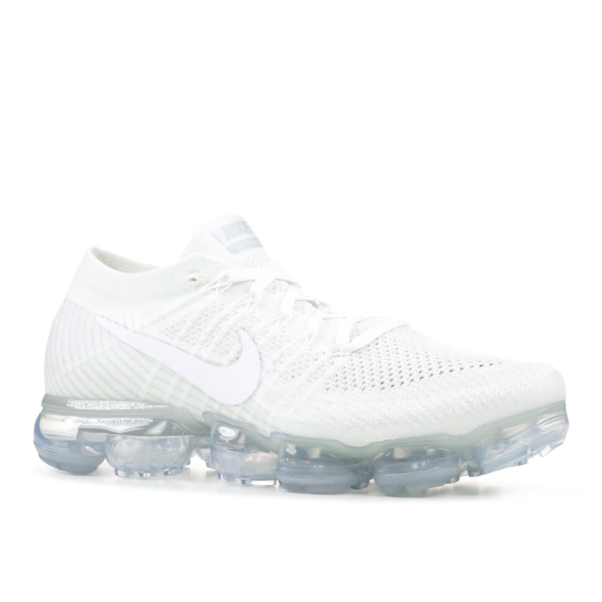 separation shoes d83b7 a1cdc Nike - Men - Nike Air Vapormax Flyknit 'Triple White ...