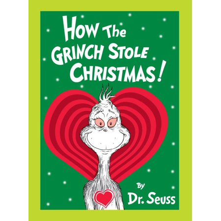 Grinch Stole Christmas Flannel - How the Grinch Stole Christmas! Grow Your Heart Edition