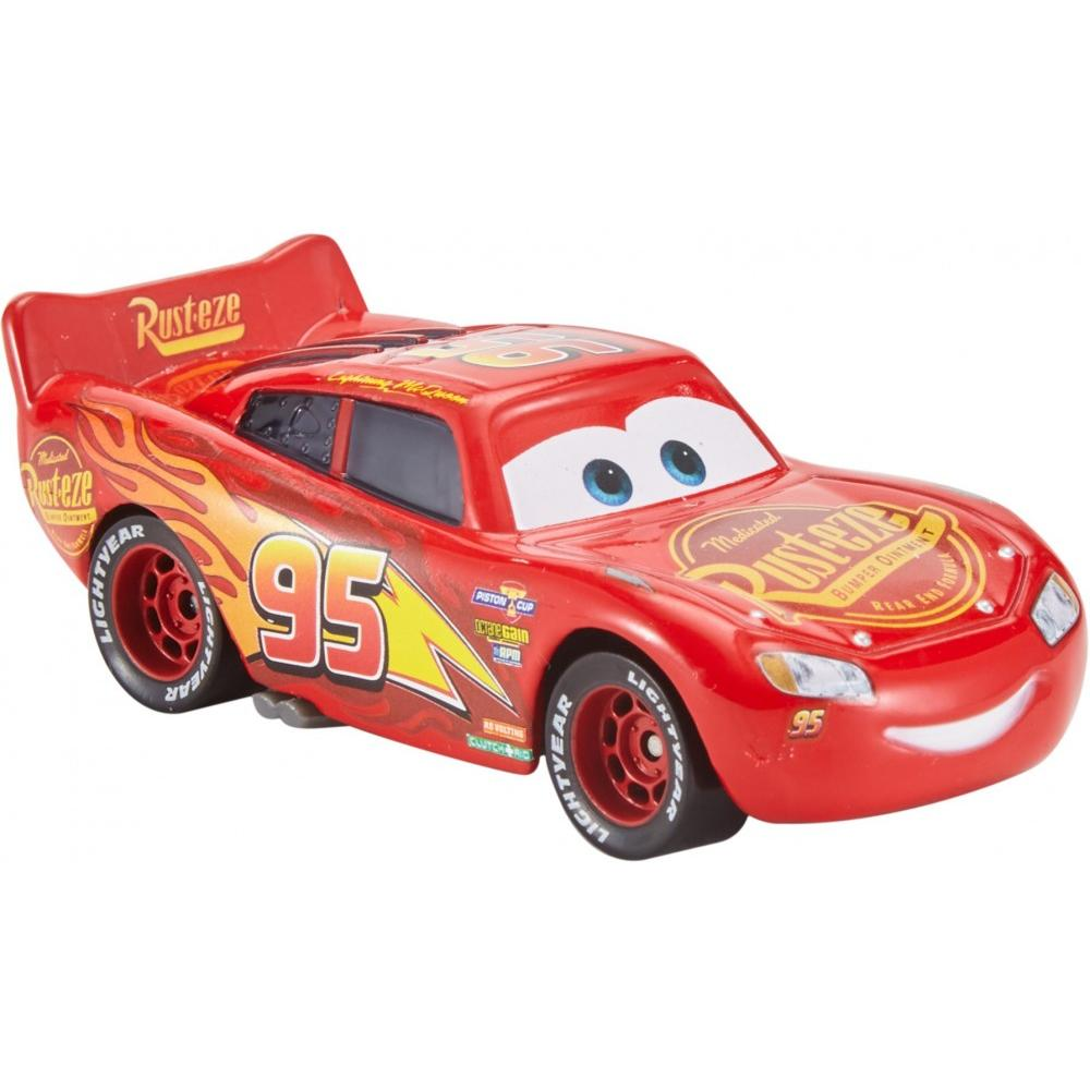 Disney Pixar Cars 3 Lightning Mcqueen Vehicle Walmart Com