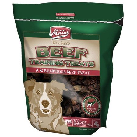 Merrick Beef Training Treats, 5 oz - Merrick Training Treats