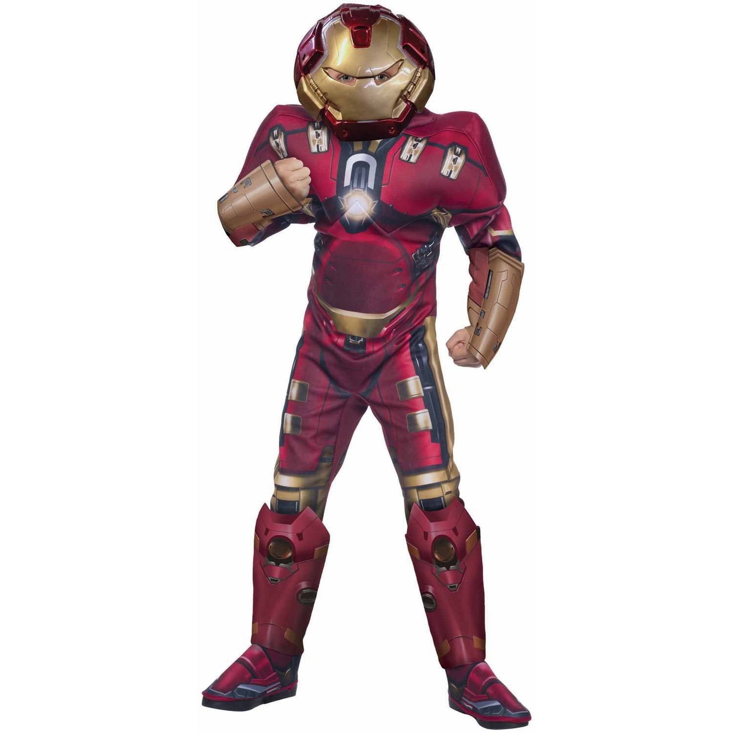 Hulkbuster Child Halloween Costume