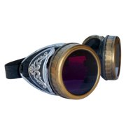 Steampunk GoggLes VicTORian Novelty Glasses cosplay Halloween costume accessory s3 by UmbrellaLaboratory