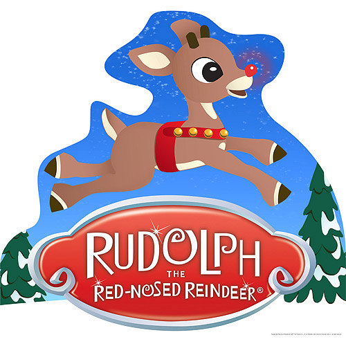 Rudolph the Red-Nosed Reindeer Jumping
