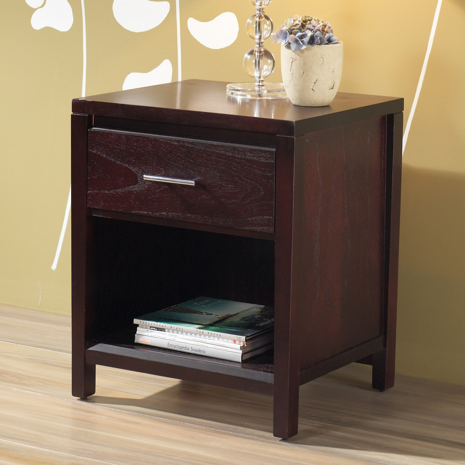 Modus Nevis Charging Station Nightstand by Modus Furniture International