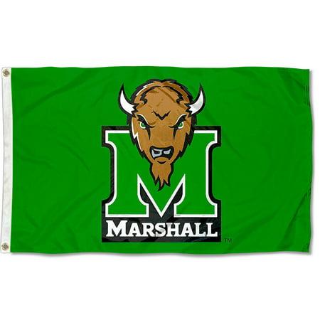 Marshall University Thundering Herd Flag (University Large Flag)