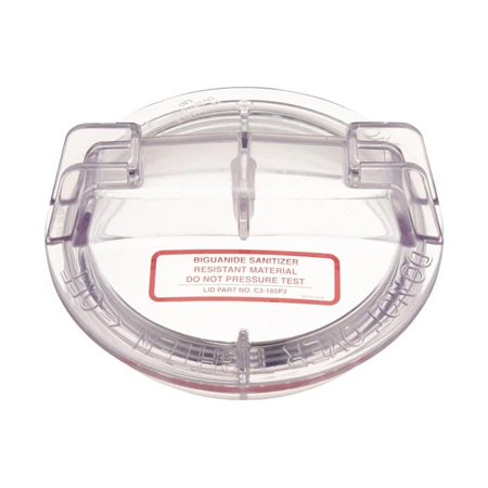 Pentair C3185P3 6 in. Trap Cover - Chemical Resistant - image 1 of 1