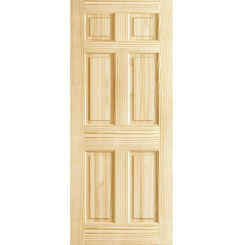 Product Image Kimberly Bay Colonial Solid Wood Panelled Pine Slab Interior  Door