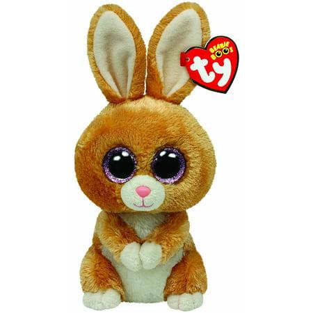 Brown Bunnie (Ty Beanie Boos Carrots Brown Bunny)