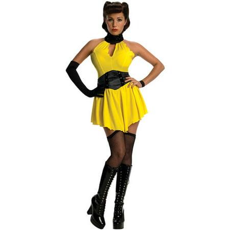 Watchmen Silk Spectre Costume (Sally Jupiter Watchmen Adult Halloween)