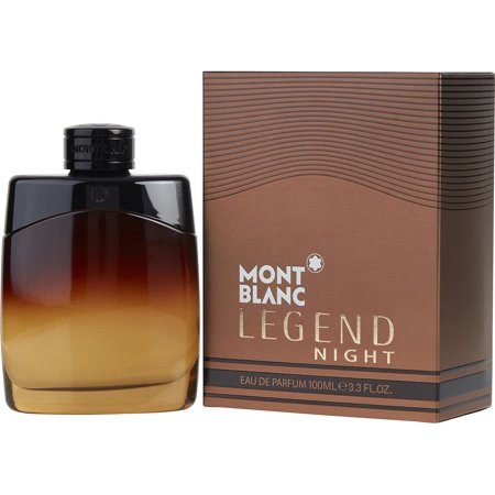 MEN EAU DE PARFUM SPRAY 3.3 OZ MONT BLANC LEGEND