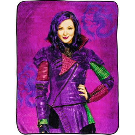 Disney Descendants Under Mal S Spell 46 Quot X 60 Quot Throw 1