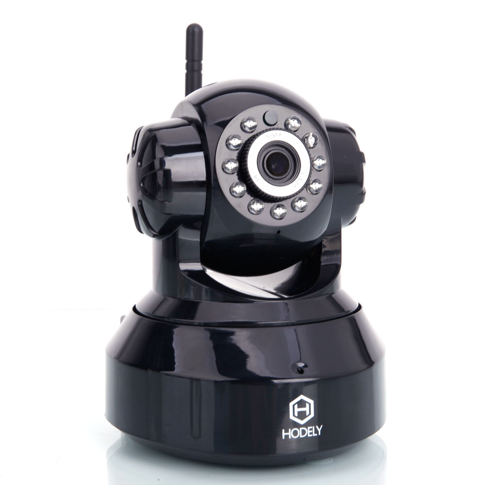 Ktaxon 720P HD Two Way Audio 4 x Zoom P2P Wireless WiFi Home Security Camera for Infants US Plug Black