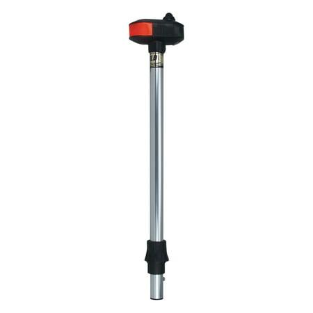 Perko 1421DP3CHR Removable Bi-Color Pole/Utility Light