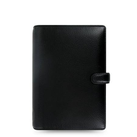 Filofax - Finsbury Black - Personal (Organizer Filofax Domino)