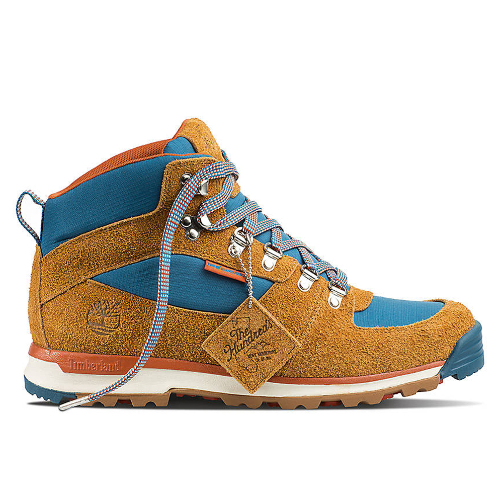 Timberland X The Hundreds Boots Tan by