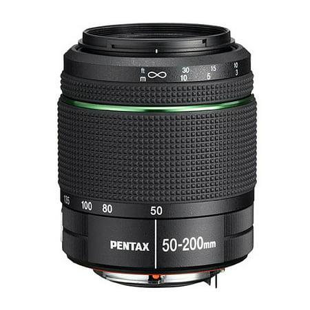 Pentax 50-200mm F4-5.6 SMC DA ED Lens