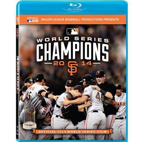 2014 World Series Film (Blu-ray) AAEBR46347