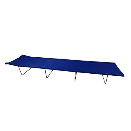 Collapsible Camp Cot (Texsport Collapsible Steel Camp)