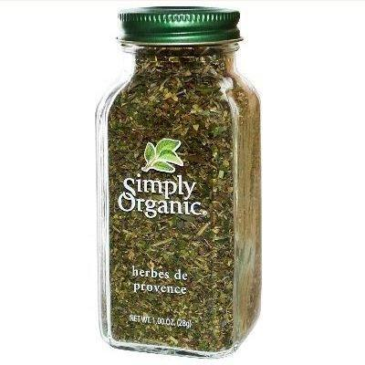 6 Pack : Simply Organic Herbes De Provence, 1 Ounce : Mixed Spices And Seasonings by