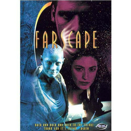 Image of Farscape Season 1, Vol. 3 - Back and Back and Back to the Future/Thank God It's Friday, Again