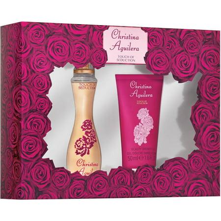 Christina Aguilera Touch of Seduction Gift Set, 2 pc