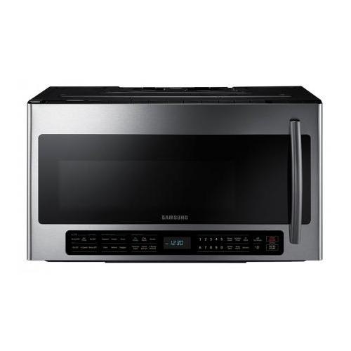 Samsung ME21H706MQS - Microwave oven - built-in - 2.1 cu. ft