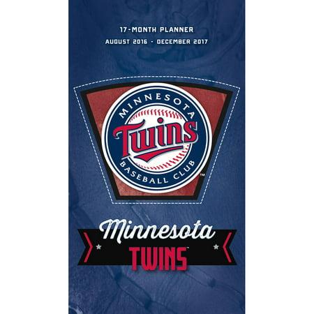 Mlb Minnesota Twins Planner  2017 Minnesota Twins By Turner Licensing