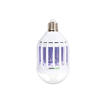 Zapplight Dual LED Lightbulb and Bug Light (Dual Bulb)