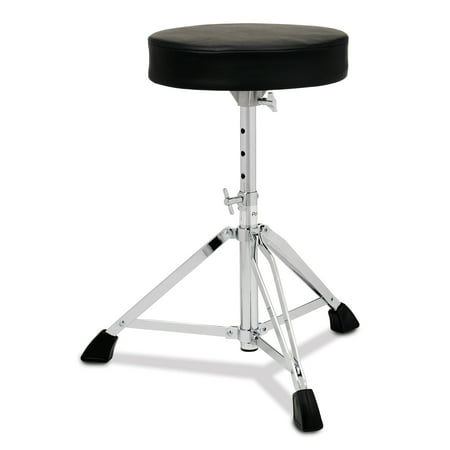 Double Braced Tripod Drum Throne - Double-Braced Drum Throne