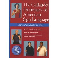The Gallaudet Dictionary of American Sign Language (Other)