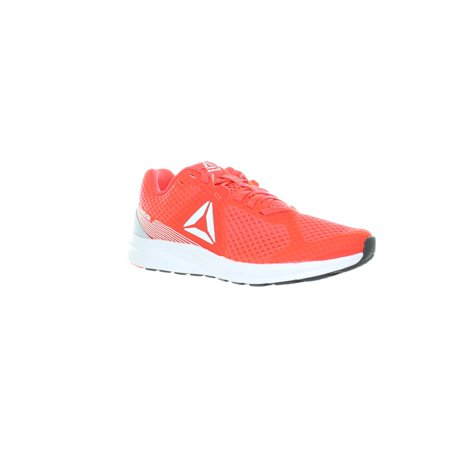 Reebok Womens Endless Road Red Running Shoes Size
