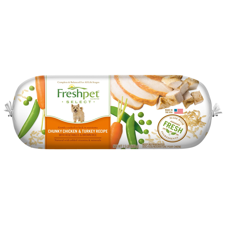fresh pet food