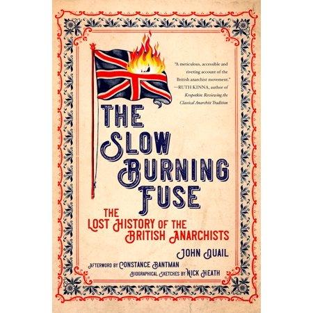 The Slow Burning Fuse - eBook