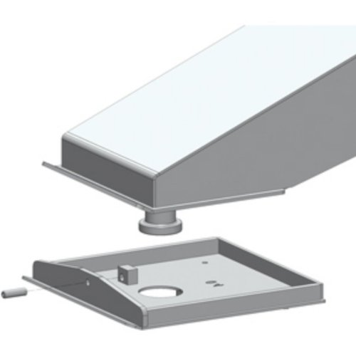 Pullrite 331704 QuickConnect Capture Plate for Lippert King Pin Box Models