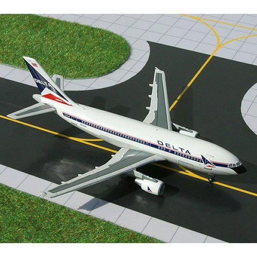 Gemini Jets Diecast Delta A310 Model Airplane
