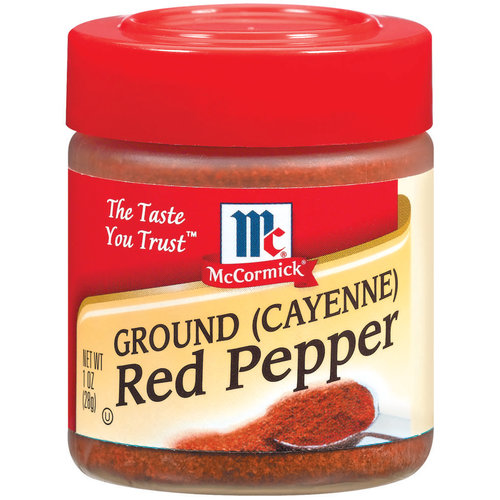 McCormick Specialty Herbs And Spices Ground Cayenne Red Pepper, 1 oz