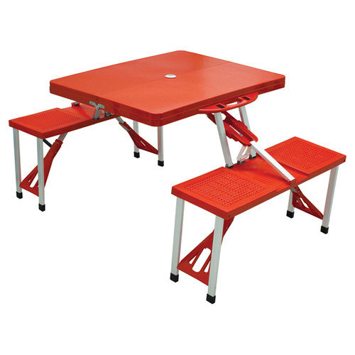 Picnic Time Outdoor Furniture Picnic Table
