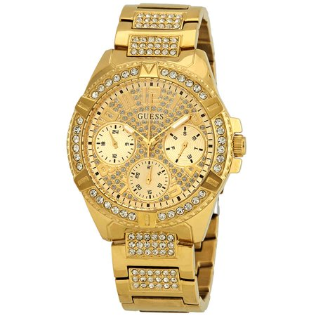 Guess Frontier Crystal Ladies Watch