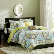 Madison Park Samara Coverlet Set - (Fulll/Queen)