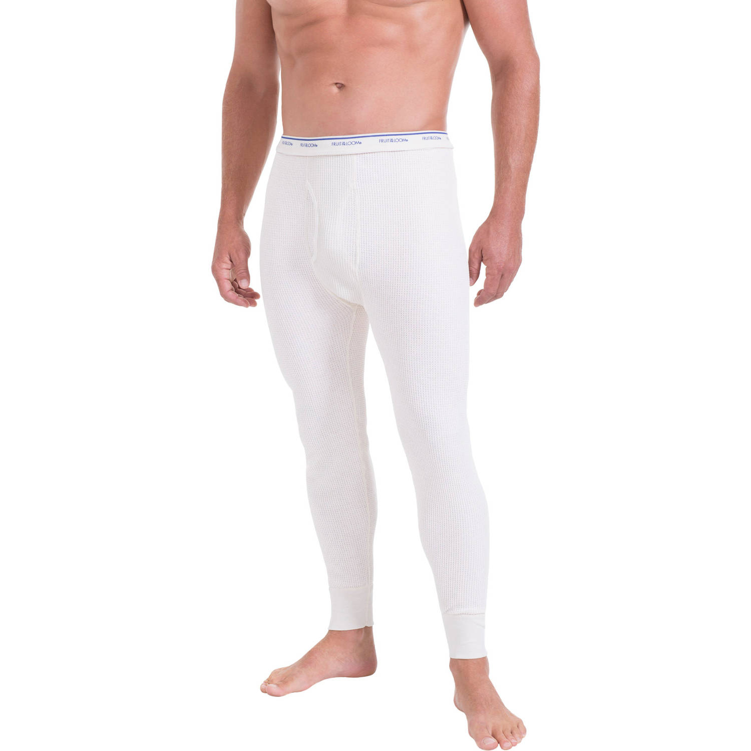 Fruit of the Loom Men's Classic Thermal Underwear Bottom - Walmart.com