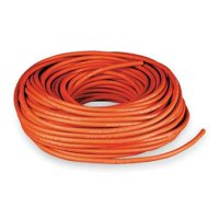 SPEEDAIRE Multipurpose Air Hose,Bulk,Red 5W019
