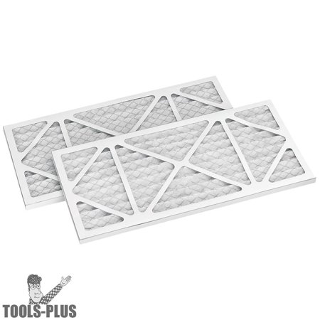 Delta 50-858 2 Pack Air Cleaner Outer Filters (Delta Air Filter)