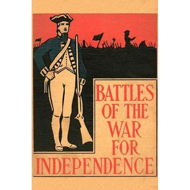 Battles Of The War For Independence Poster Print By Henry Altemus 24 X 36 Walmart Com Walmart Com