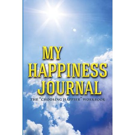 My Happiness Journal : The Choosing Happier Workbook This journal has been designed to accompany the  Choosing Happier  book by Jem Friar. It contains many of the exercises recommended in Choosing Happier as well as some different ones. The main section enables you to easily keep a daily gratitude and appreciation journal.