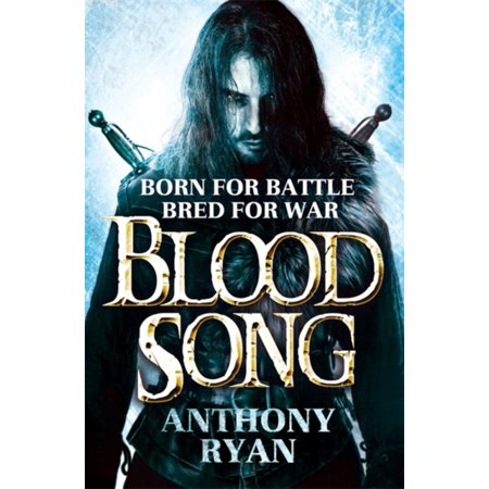 Blood Song: Book 1 of Raven's Shadow (Paperback) - Black Shadows Halloween Song