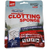 QuikClot Advanced Clotting Sponge
