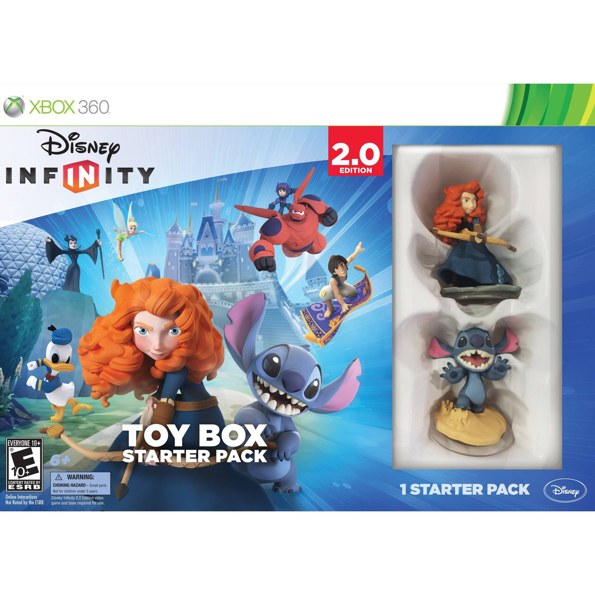 Disney Infinity: Disney Originals (2.0 Edition) Toy Box Starter Pack (Xbox 360)